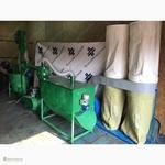 Малая линия гранулирования биомассы   MLG 500 / MLG 1000