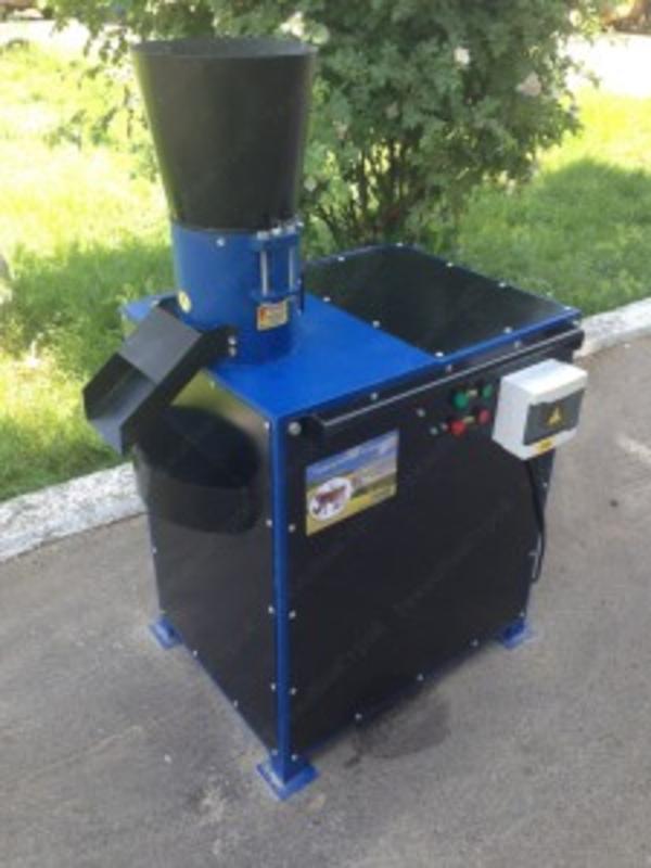 Пресс-грануляторы  кормов ГКМ 150 / ГКМ 150 + 4