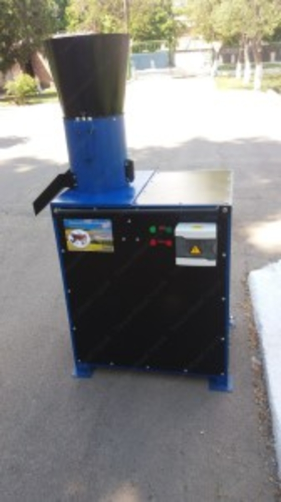 Пресс-грануляторы биомассы ГКМ 200 /ГКМ 260 2
