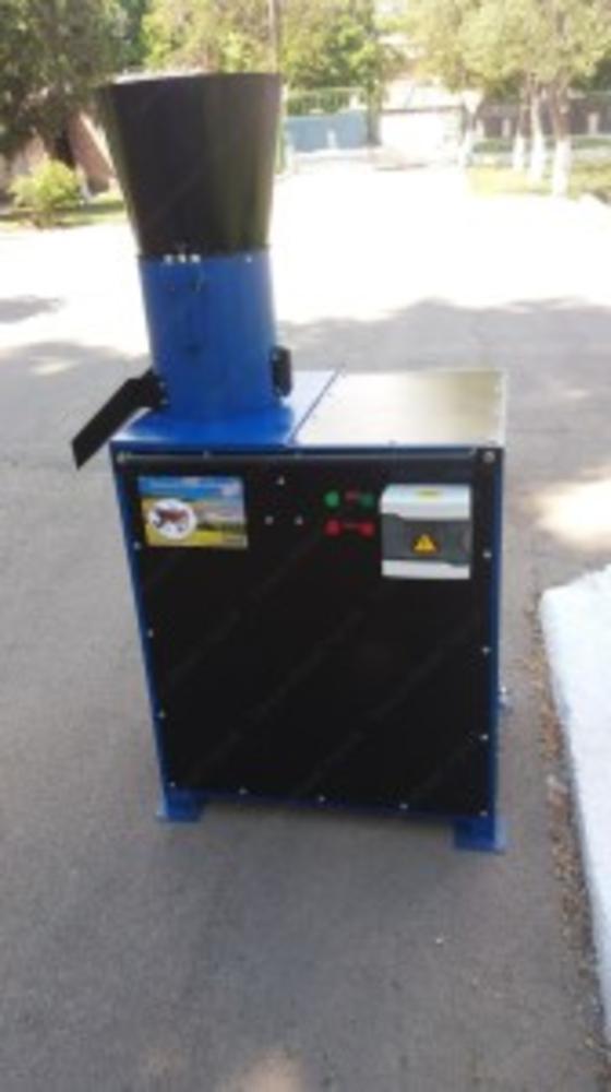 Пресс-грануляторы биомассы ГКМ 200 /ГКМ 260 4