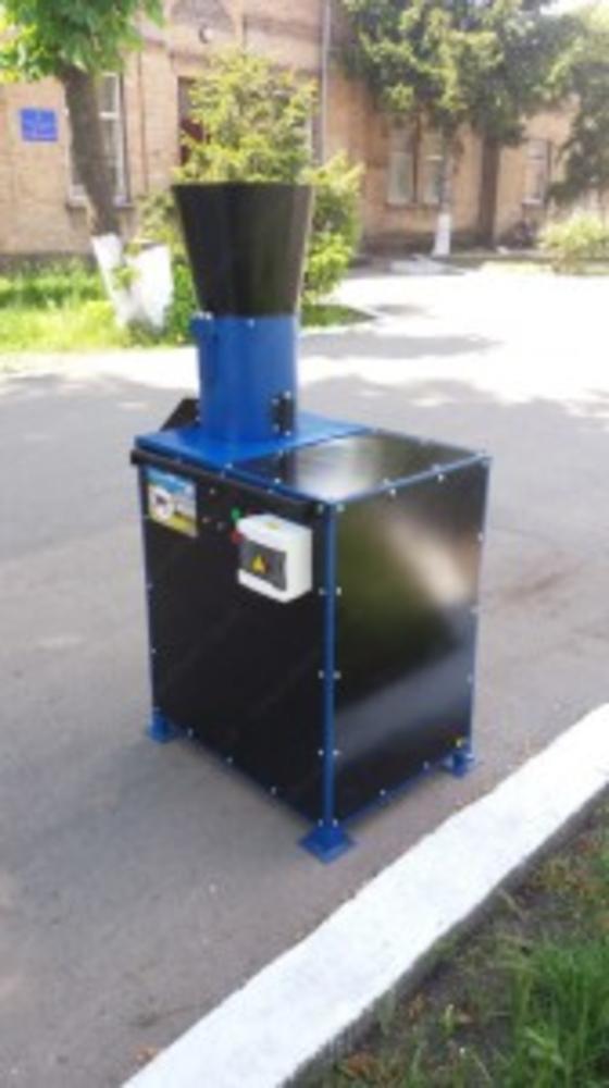 Пресс-грануляторы биомассы ГКМ 200 /ГКМ 260 5
