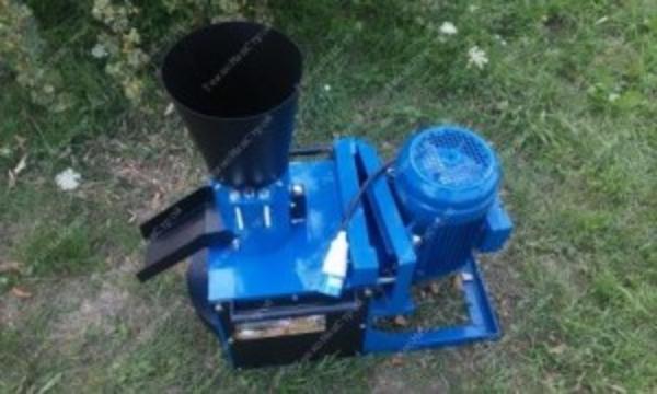 Пресс-грануляторы биомассы ОПГ 150 /ОПГ 200 2