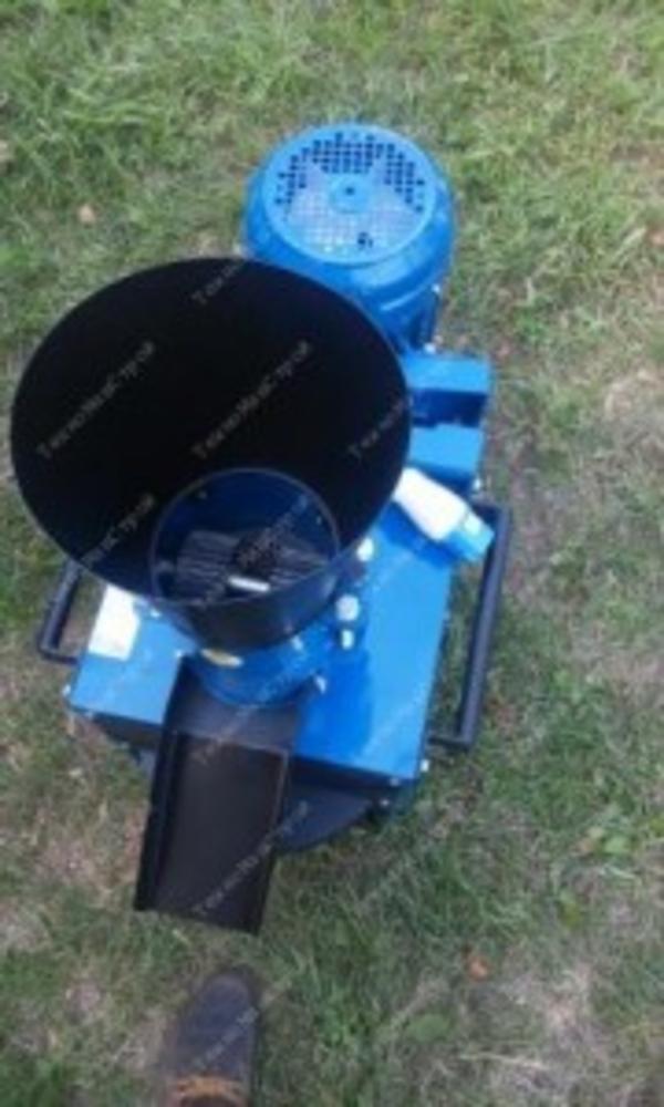 Пресс-грануляторы биомассы ОПГ 150 /ОПГ 200 3