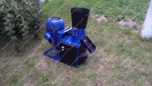 Пресс-грануляторы биомассы ОПГ 150 /ОПГ 200 4