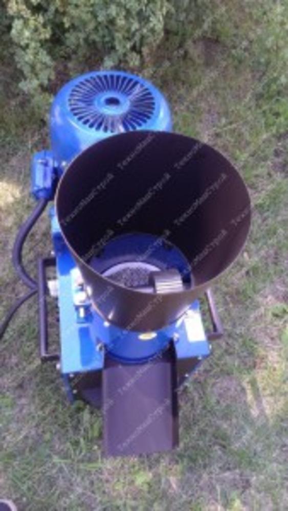 Пресс-грануляторы биомассы ОПГ 150 /ОПГ 200 5