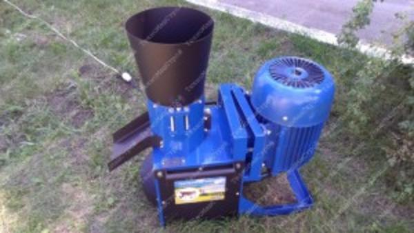Пресс-грануляторы биомассы ОПГ 150 /ОПГ 200 6