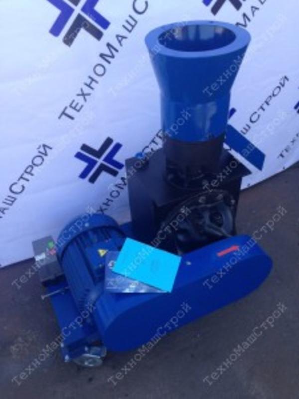 Пресс-грануляторы биомассы GRAND 200 /GRAND 300 3