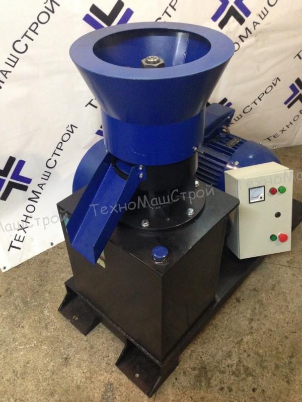 Пресс-грануляторы биомассы GRAND 200 /GRAND 300 4