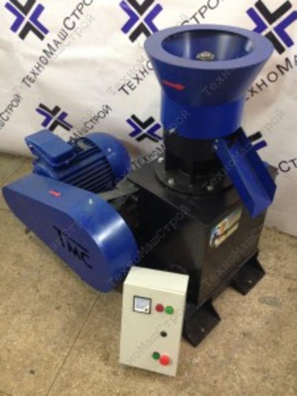 Пресс-грануляторы биомассы GRAND 200 /GRAND 300 5